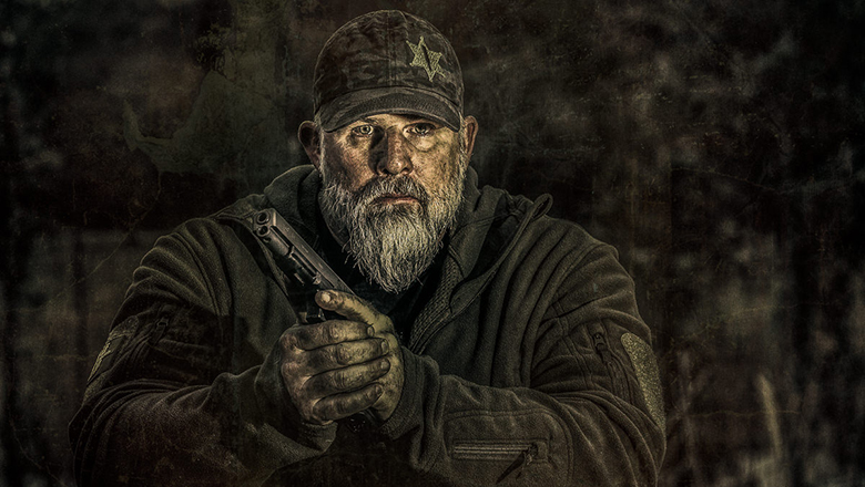 "John ""Shrek"" McPhee of SOB Tactical on Defensive Handgun Training"