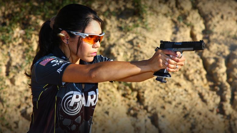 Mental Dynamics of Shooting