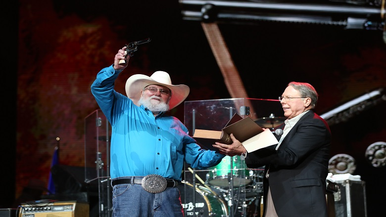 NRA Presents: An Evening Honoring Charlie Daniels with Special Guest Travis Tritt